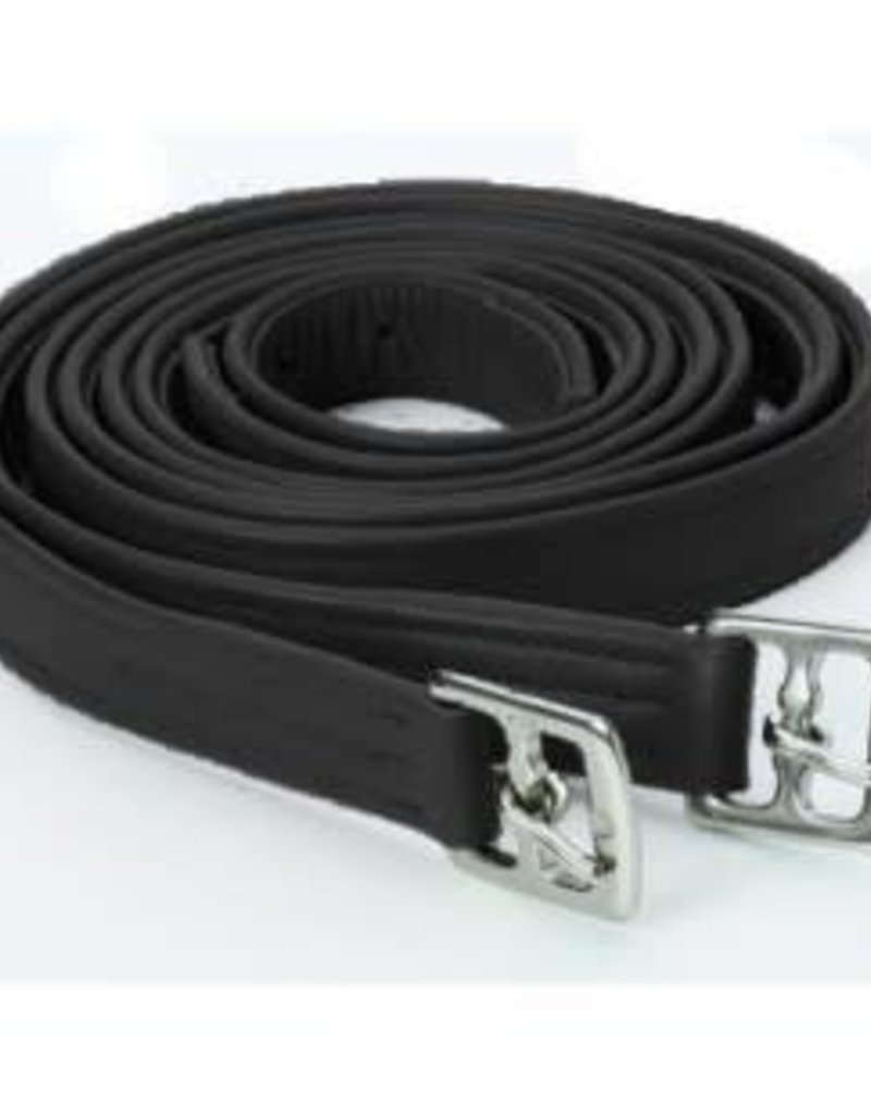 "HDR Advantage Stirrup Leathers 60"" - Black"