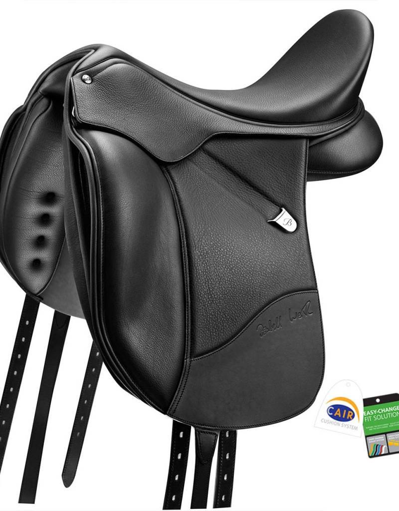BATES Bates Isabell Dressage  With CAIR - Classic Black 17""