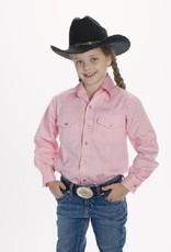 Western Express Child's Long Sleeve Western Snap Shirt-Unisex