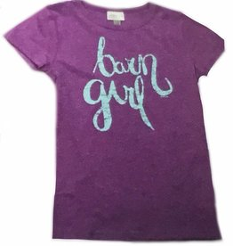 STIRRUPS CLOTHING Barn Girl Children's T-shirt