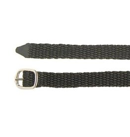 KINCADE KINCADE Braided Spur Straps-Black