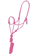 MUSTANG Economy Rope Halter and Lead