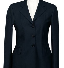 RJ Classics Hunt Coat Ladies' sz 8R Black