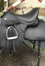 """Thorowgood A/P 17.5"""" Saddle - Consignment"""