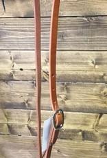 WESTERN RAWHIDE One Ear Headstall with Ties