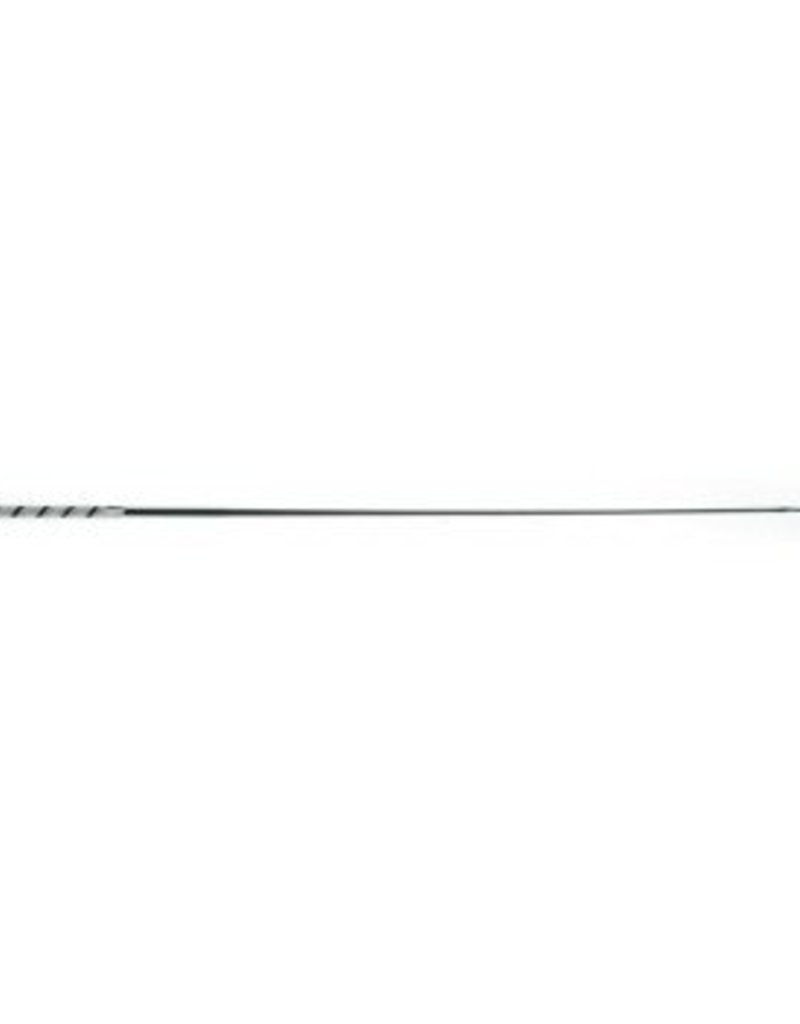 "Picador Rubber Grip Dressage Whip 44.5"""