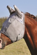 CASHEL Cashel Fly Mask - With Ears Grey