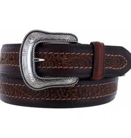 JUSTIN Justin Sheridan Bison Belt-Brown