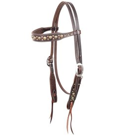 MARTIN SADDLERY Sunburst Dot Headstall