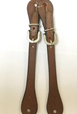 Ladies' Show Spur Strap - Medium Oil