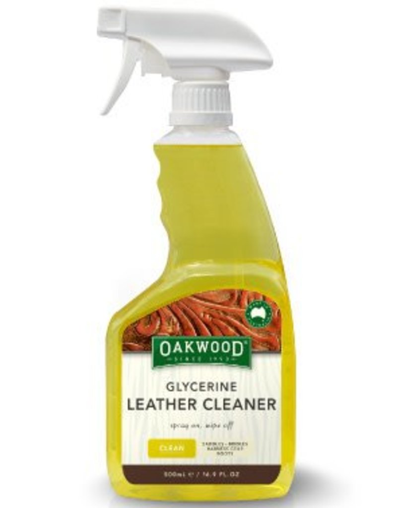 OAKWOOD 500 mL Oakwood Glycerin Leather Cleaner