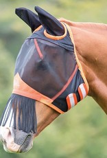 Shires Fly Mask with Fringe - Full