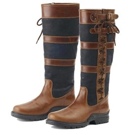 OVATION Ovation Alistair Country Boot - Black/Brown