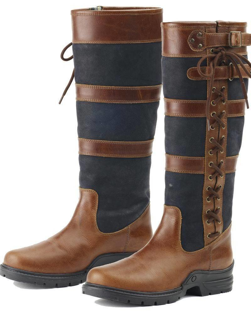 OVATION Ovation Alistar Country Boot - Black/Brown