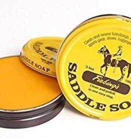 Saddle Soap Yellow Tin 100gm