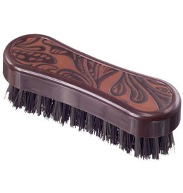 JT INTERNATIONAL Leather Print Face Brush