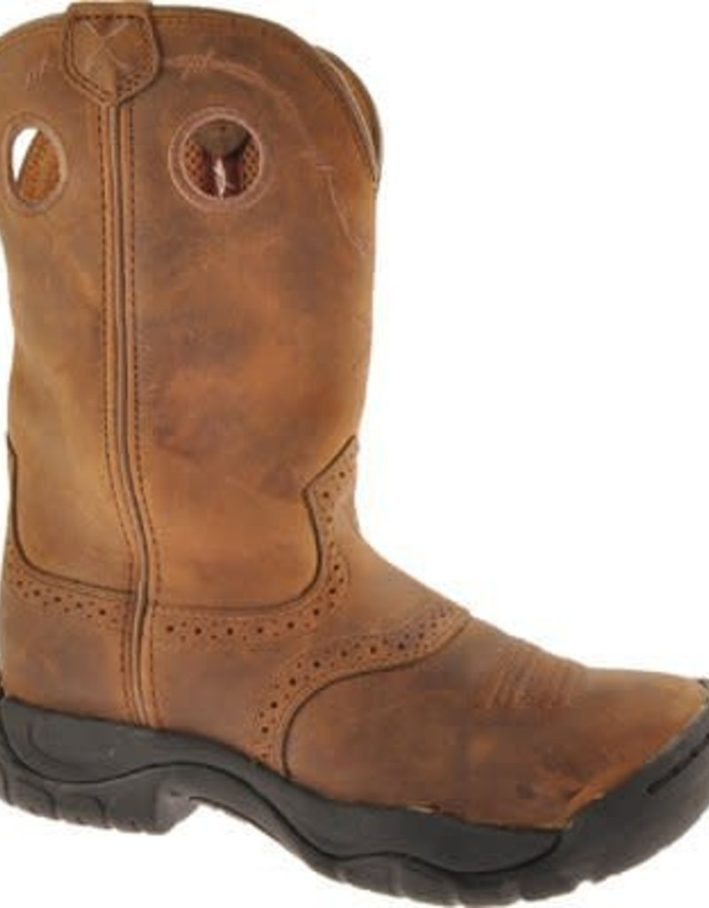 Twisted X All Around Boot - Ladies' Distressed Brown
