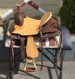 COUNTRY LEGEND Roxy Roper Youth Saddle 12""