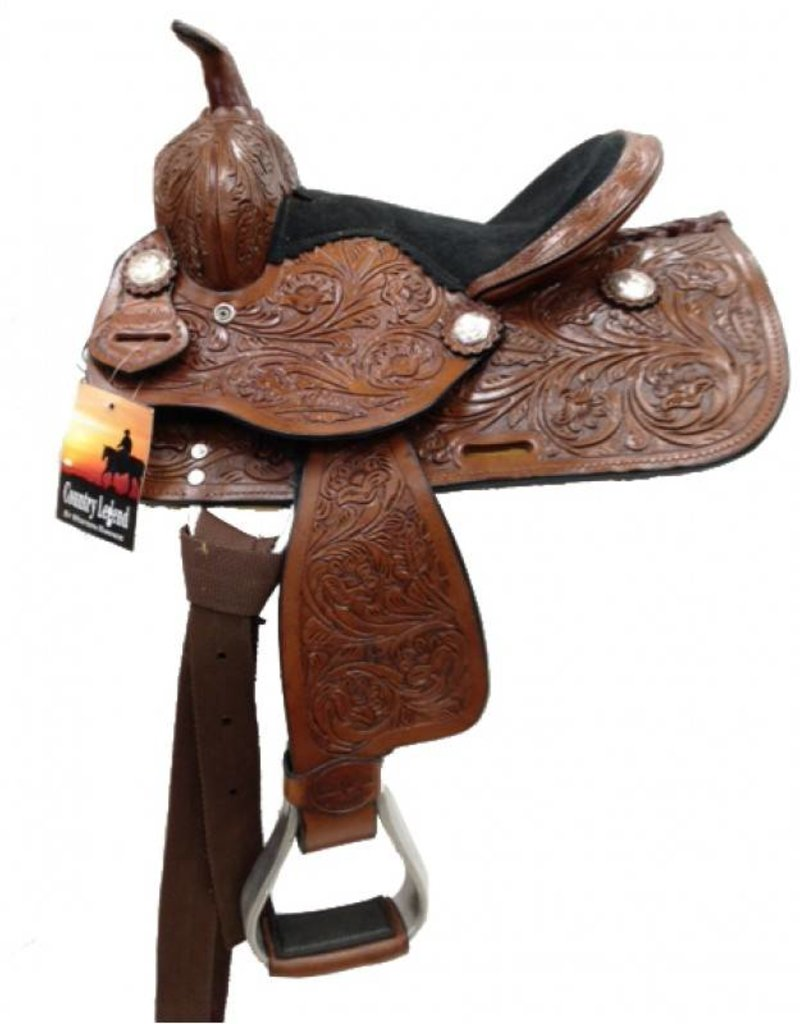 Rascal Pony Saddle 10""