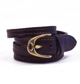 Leather Oxer Bracelet