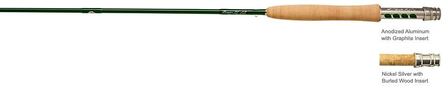 Winston Fly Rods Winston Boron III LS Fly Rod