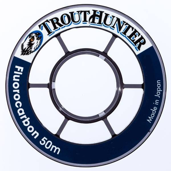 Trout Hunter TroutHunter Big Game Fluorocarbon Tippet Spool