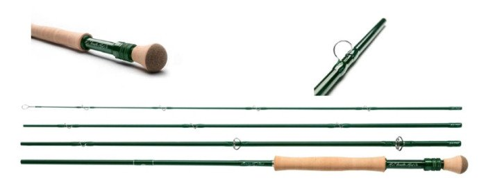 Winston Fly Rods Winston Boron III Plus Fly Rod