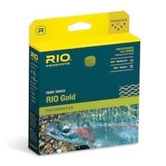 Rio Rio Trout Series Rio Gold Fly Line