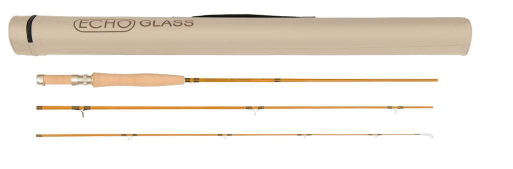 Echo Echo Glass Fiberglass Fly Rod