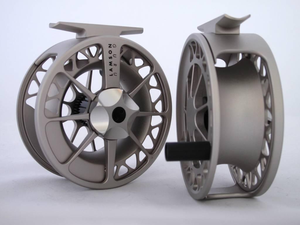 Waterworks-Lamson Lamson Guru Series II Fly Reel