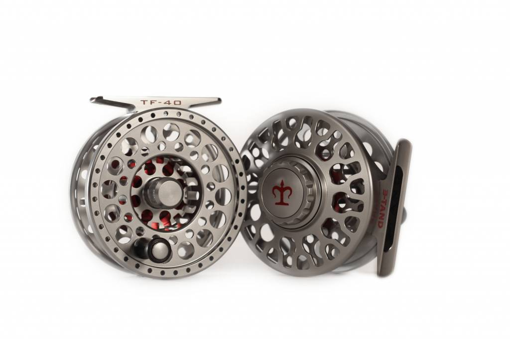 3-Tand 3-Tand TF Series Fly Reel