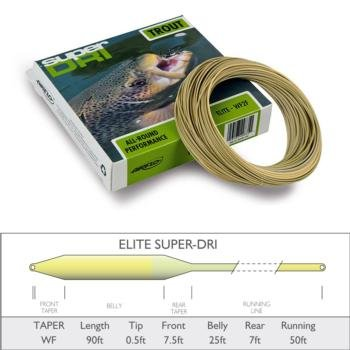 Airflo Airflo Super-Dri Elite Fly Line