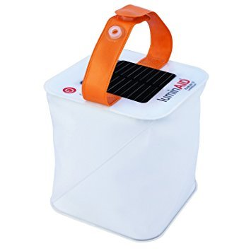 LuminAID Solar-Powered Inflatable Light