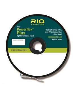 Rio Rio Powerflex Plus Nylon Tippet Spool