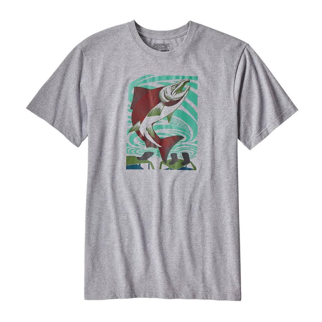 Patagonia Patagonia Men's Back For Good Cotton T-Shirt