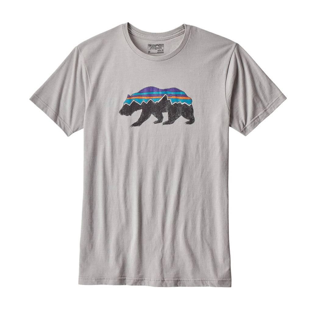 Patagonia Patagonia Men's Fitz Roy Bear Cotton T-Shirt