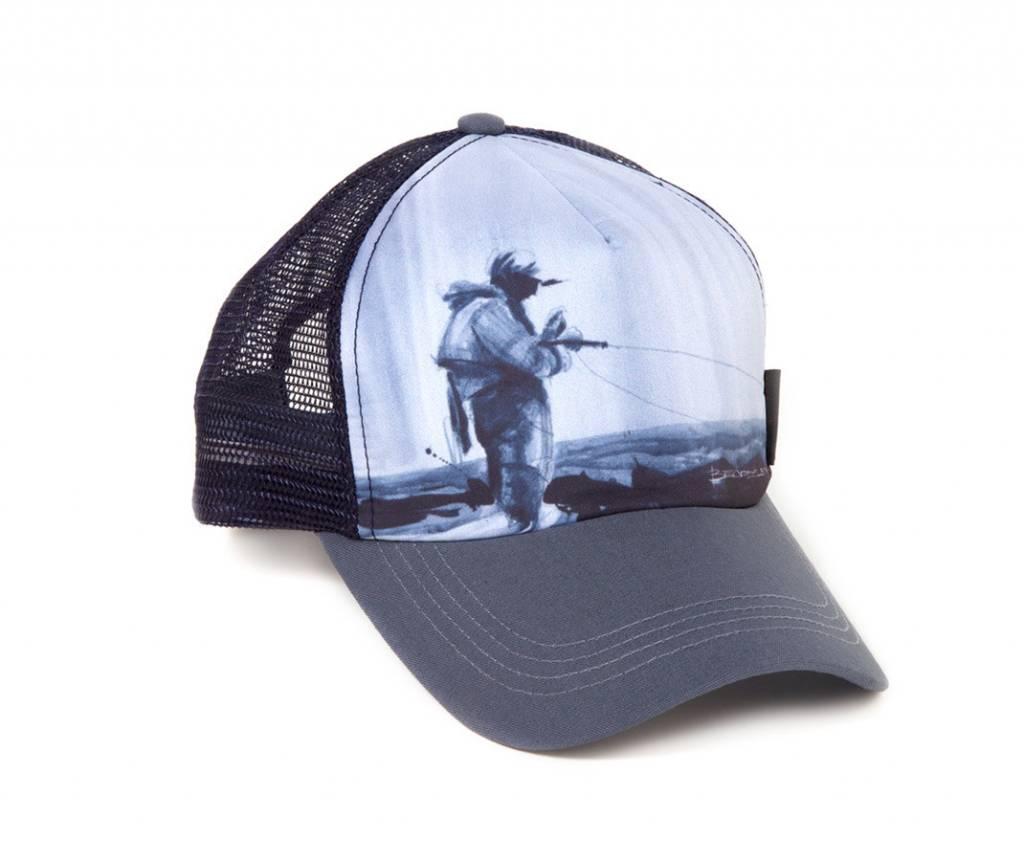Fishpond Fishpond Downpour Foam Trucker Hat