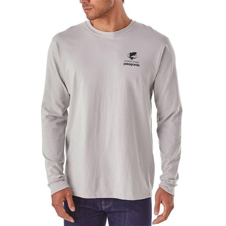 Patagonia Patagonia Men's Long Sleeve World Trout T-Shirt