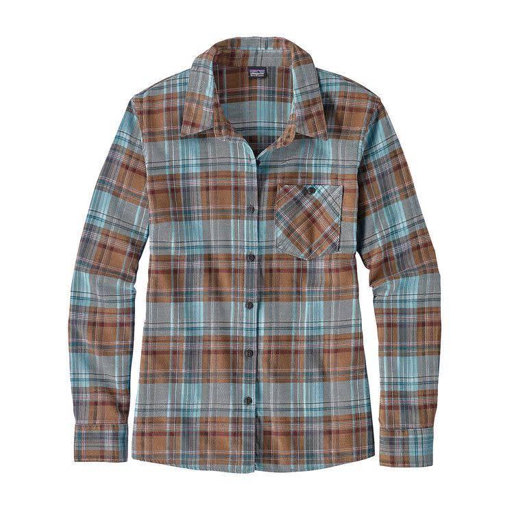 Patagonia Patagonia Women's Heywood Flannel Shirt
