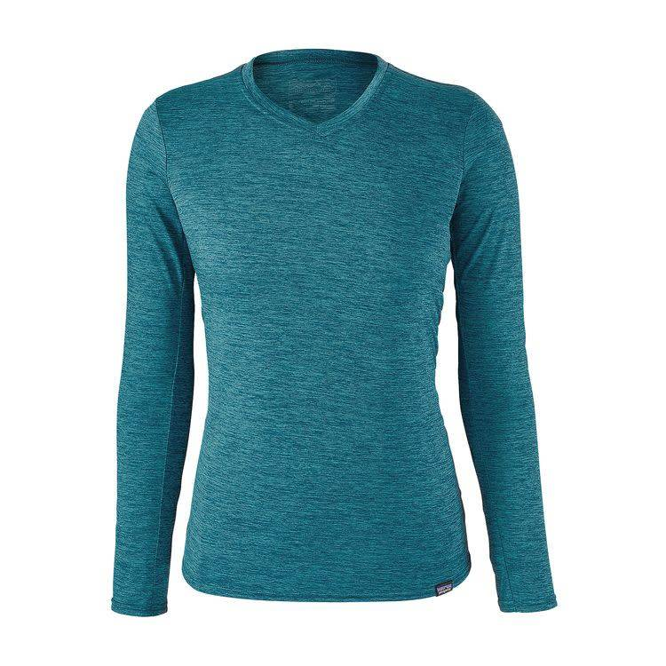 Patagonia Patagonia Women's Daily Capilene Long Sleeve Shirt