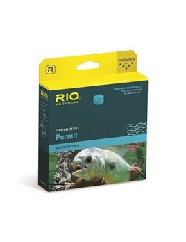 Rio Rio Tropical Series Permit Fly Line