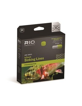 Rio Rio InTouch Deep 6 Fly Line
