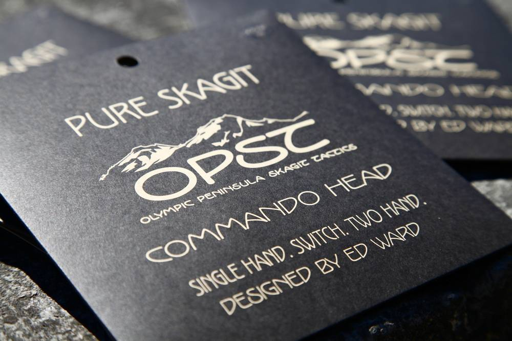 OPST OPST Pure Skagit Commando Spey Head