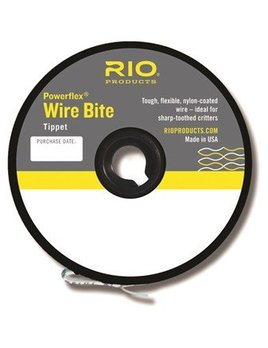 Rio Rio Powerflex Wire Bite Tippet Spool