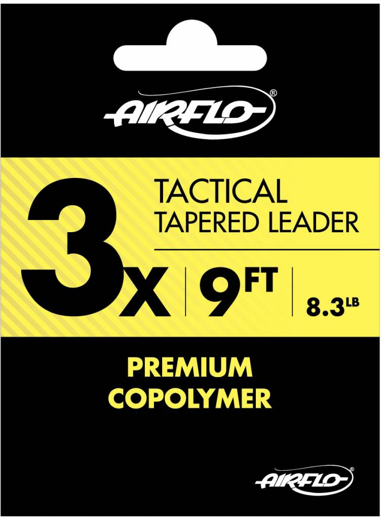 Airflo Airflo Tactical Tapered Leader