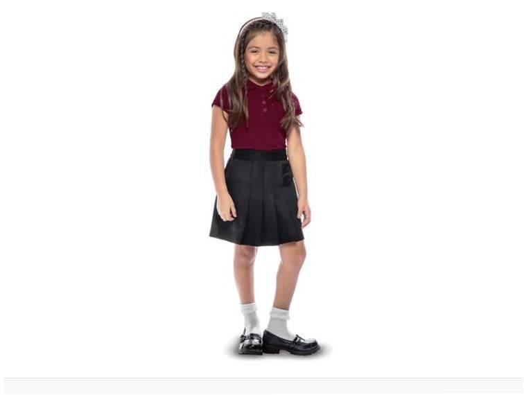 Classroom GIRLS TOOTIE SHOES BLACK