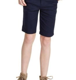 Girls Adj. Waist Bermuda Shorts