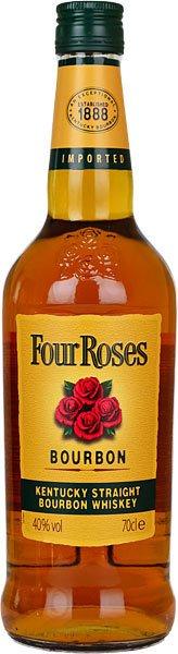 Four Roses Straight Bourbon 750ml