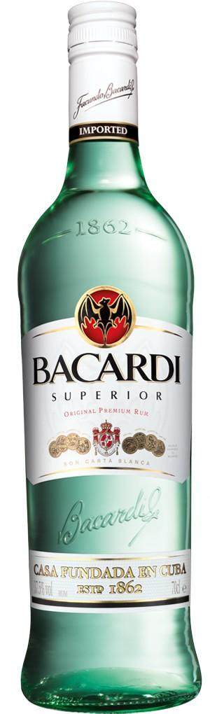 Bacardi Superior White Rum