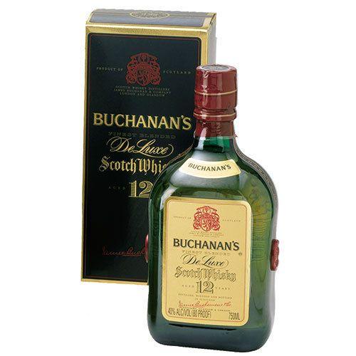 Buchanan's De Luxe 12yr Blended Scotch